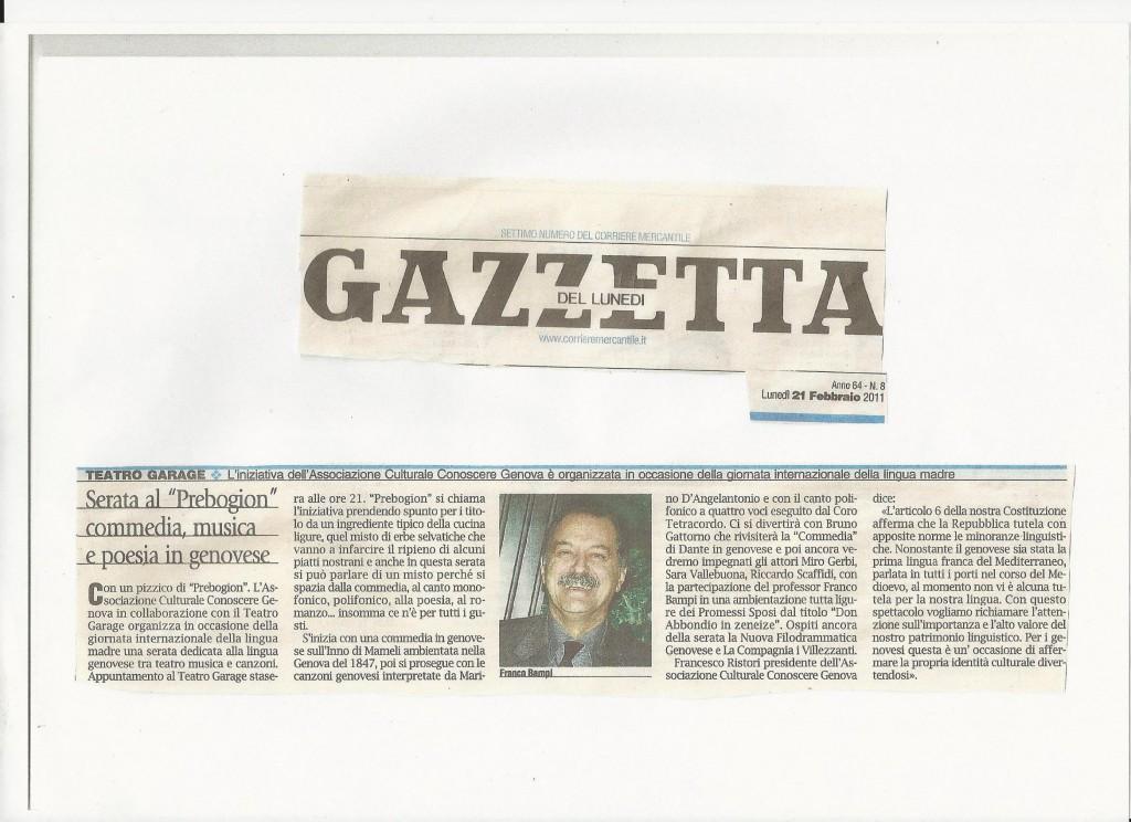 Gazzetta20110220